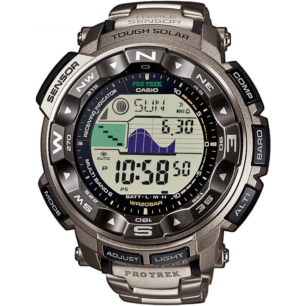 Casio Protrek Horloge Prg 270 Tokyoughoul Re Kousatu Netabare 280 2 Original Pro Trek