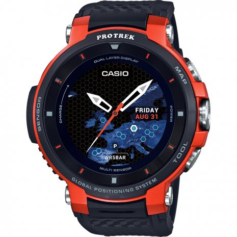 Casio Pro Trek Smart horloge