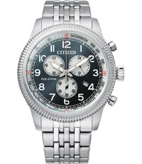 AT2460-89L Eco-Drive Chronograph 43mm