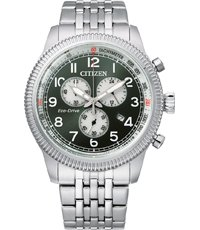 AT2460-89X Eco-Drive Chronograph 43mm
