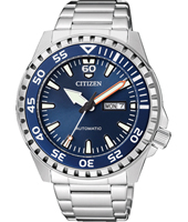 NH8389-88LE Mecha 46mm Automatic Gents Diver