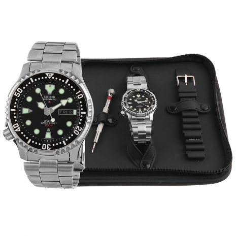 Citizen Promaster Sea Gift Set horloge