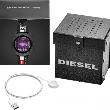 Gen 5 touchscreen smartwatch Lente/Zomer collectie Diesel