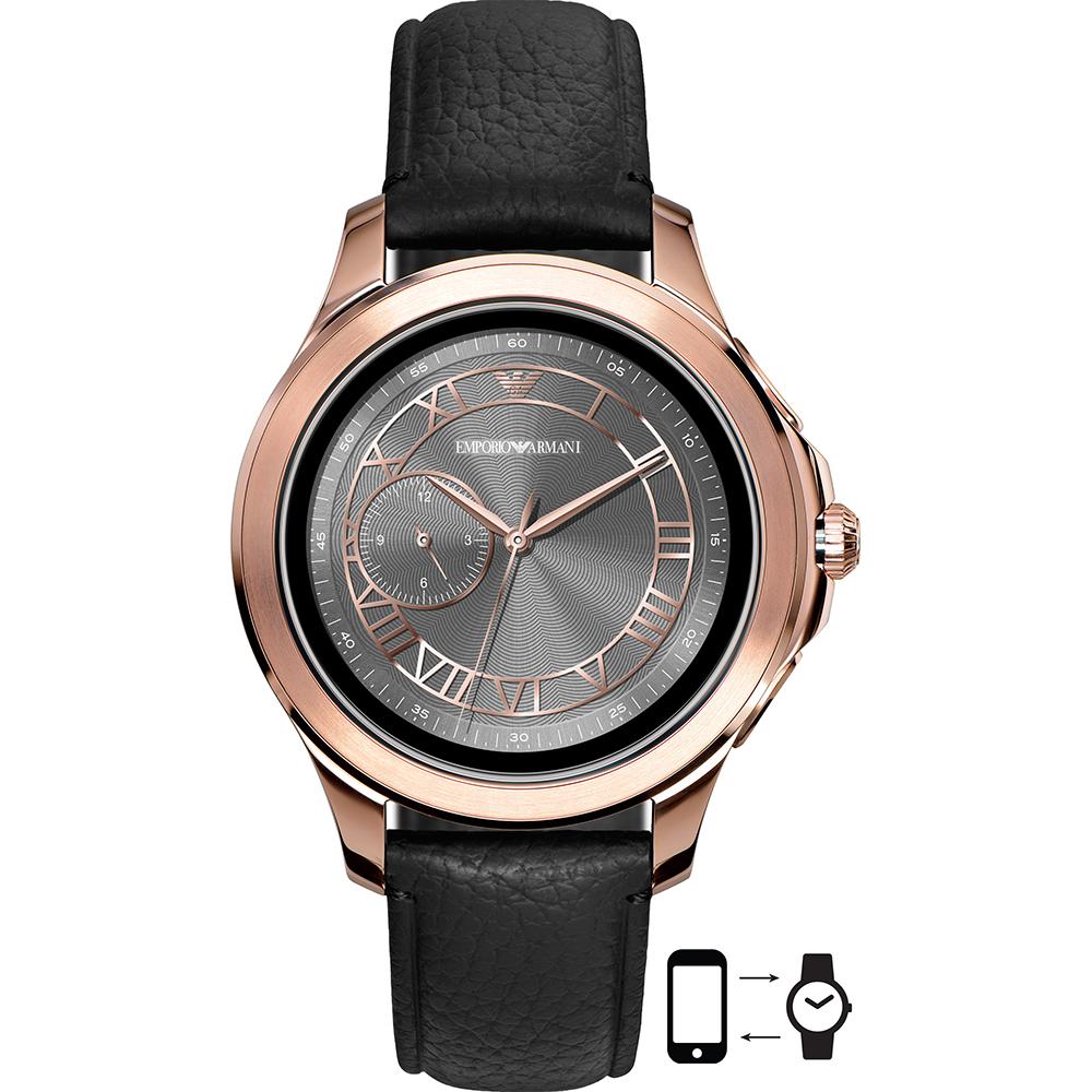 28c9f8256f3 Emporio Armani ART5012 Connected horloge • EAN: 4013496046946 ...