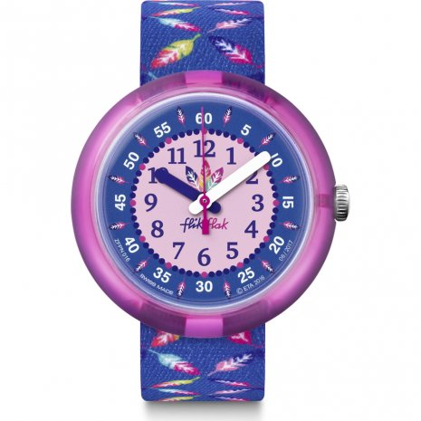 Flik Flak Cool Feather horloge