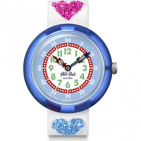 Flik Flak Love My Heart horloge