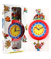 FAW11 Playground Clock