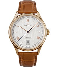 902.13.22 19Fortis A.M. Gold 40mm
