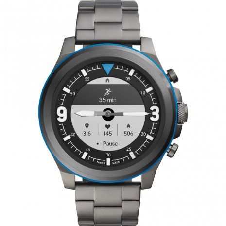 Hybride smartwatch Lente/Zomer collectie Fossil