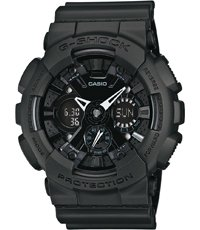 GA-120BB-1AER Biker Black 51.2mm