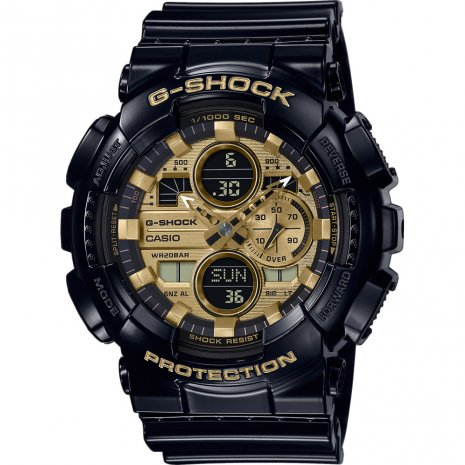 G-Shock Ana-Digi - Garrish Black horloge