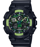 GA-100LY-1AER Classic Lime 51.20mm