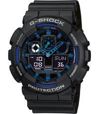 G Shock Zwart Met Rood.G Shock Horloges Kopen Gratis Levering Horloge Nl