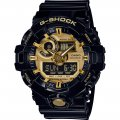 G-Shock Garrish Black horloge