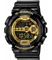 GD-100GB-1ER World Time - Garish Black 51.2mm