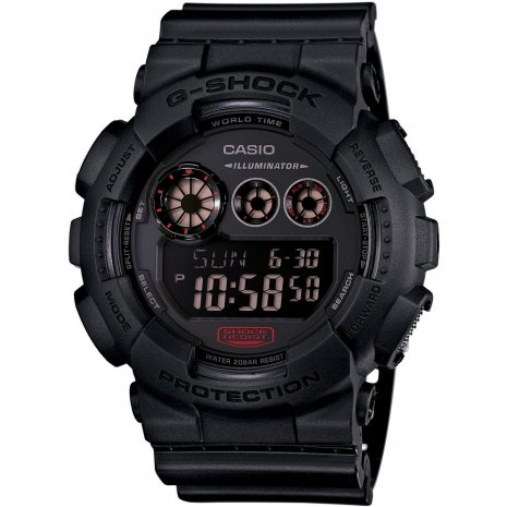 G-Shock Mission Black horloge