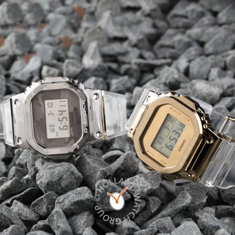 Goudkleurige digitale G-Shock Lente/Zomer collectie G-Shock
