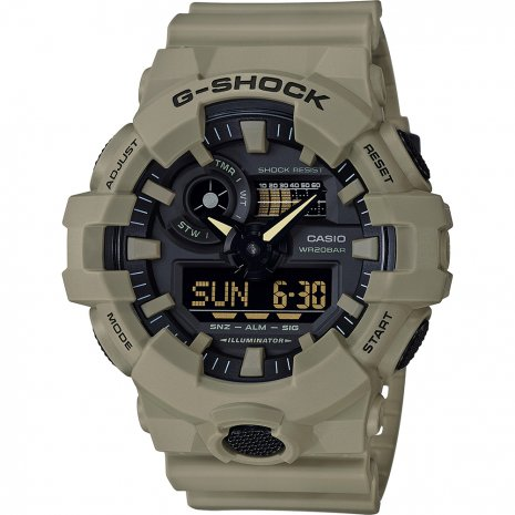 G-Shock Ultra Color horloge