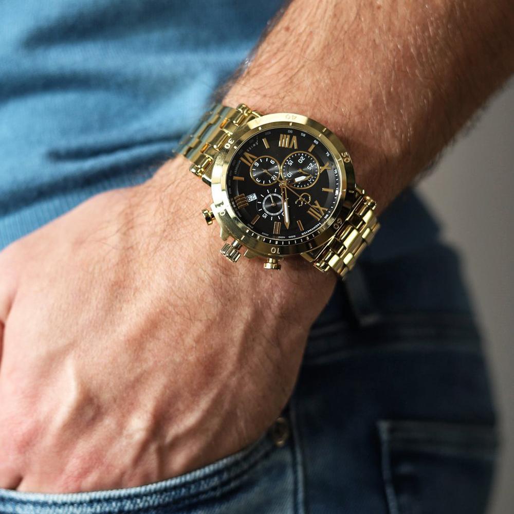 GC Zwitsers uurwerk Y44006G2MF Gc Insider horloge • EAN