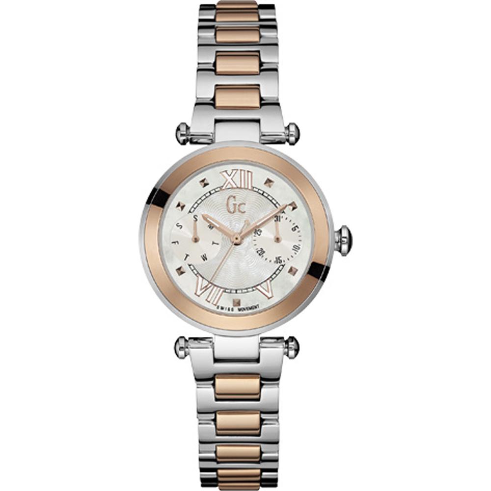 Hedendaags GC Zwitsers uurwerk Y06002L1 Lady Chic horloge • EAN UL-34