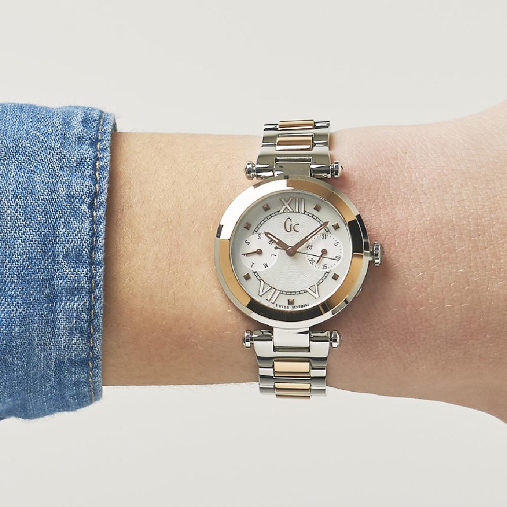 Wonderlijk GC Zwitsers uurwerk Y06002L1 Lady Chic horloge • EAN VO-41