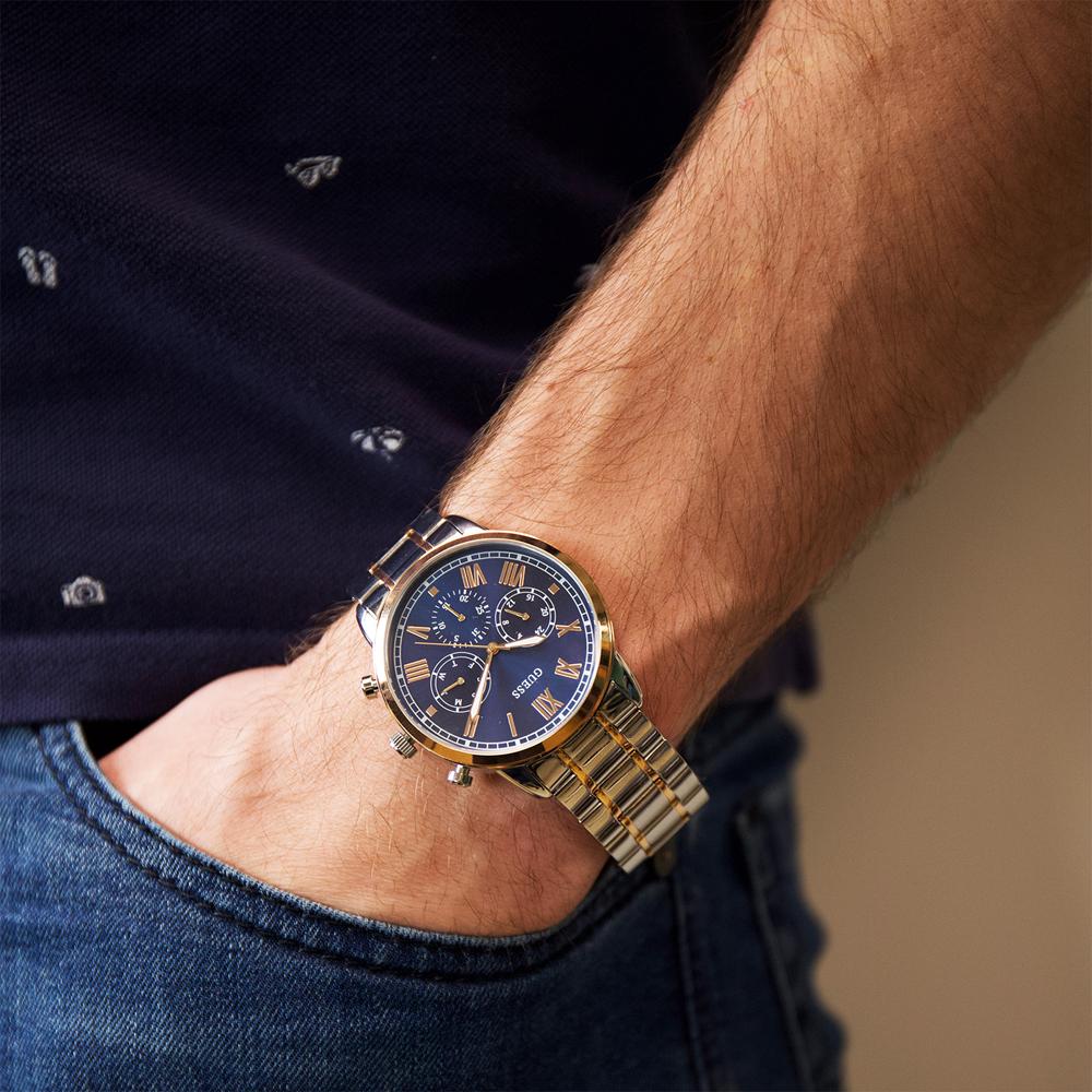 Guess W1309G4 Hendrix horloge • EAN: 091661507151 • Horloge.nl