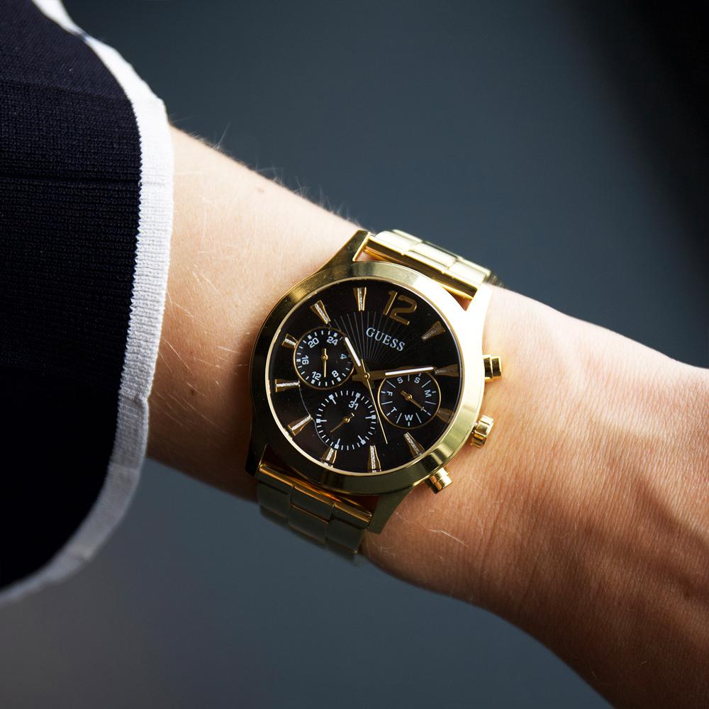 Guess W1295L2 Skylar horloge • EAN: 091661508066 • Horloge.nl