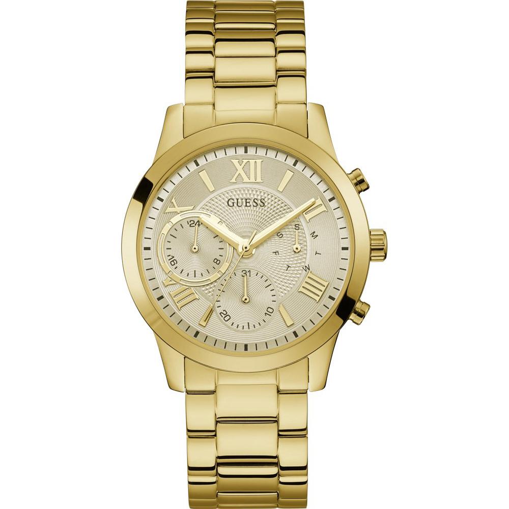 Guess W1070L2 Solar horloge • EAN: 0091661482663 • Horloge.nl