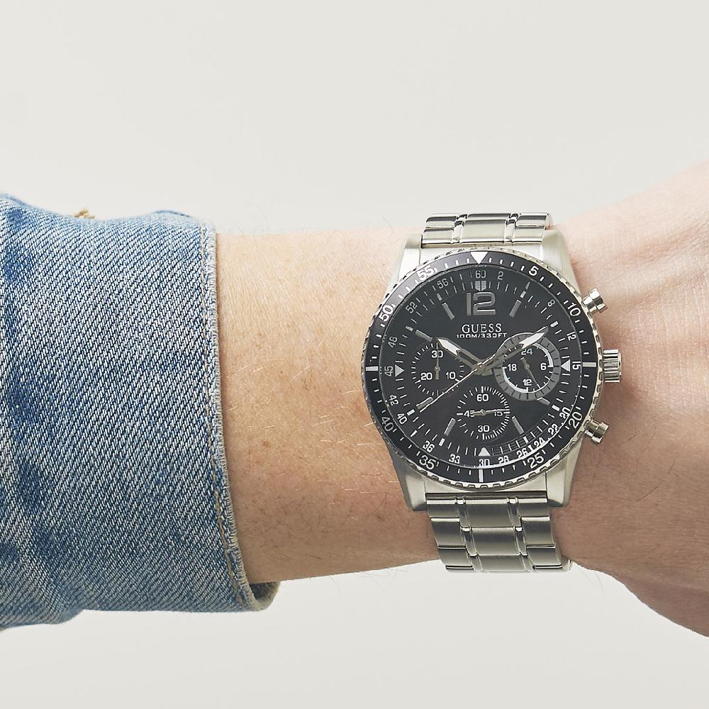 Guess W1106G1 Launch horloge • EAN: 0091661481819 • Horloge.nl