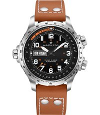 H77755533 Khaki Aviation - Pilot X-Wind 45mm