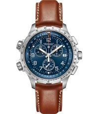 H77922541 Khaki X-Wind GMT 46mm