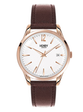 HL39-S-0028 Richmond 39mm Klassiek herenhorloge met datum