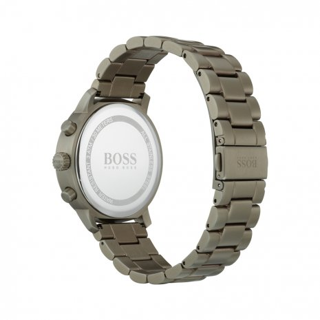 Hugo BOSS horloge antraciet