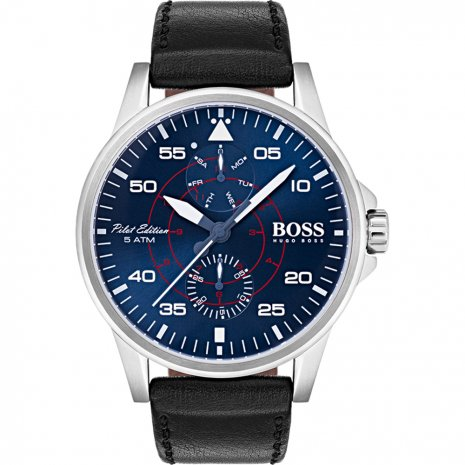BOSS Aviator horloge