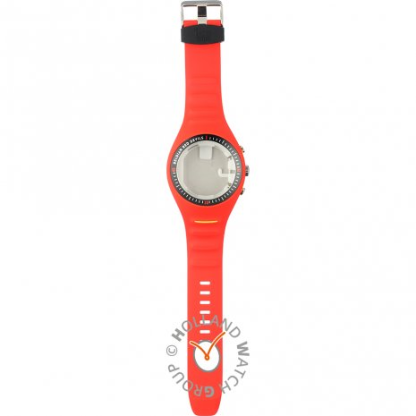 Ice-Watch 016102 ICE Leclercq - Red Devils Horlogeband