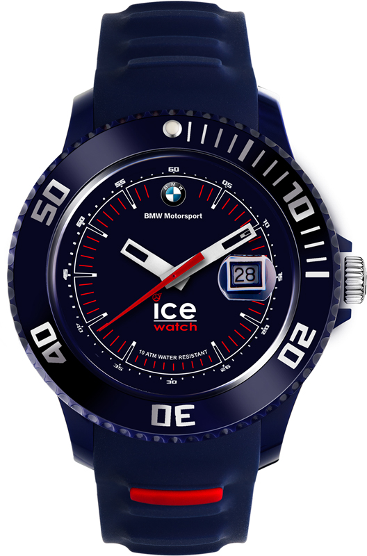 ice watch horloge bm si dbe u bmw bmw motorsport. Black Bedroom Furniture Sets. Home Design Ideas