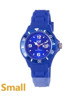 SI.BE.S.S.09 Ice-Forever 38mm Blauw horloge maat Small
