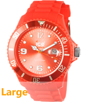 SI.RD.B.S.09 Ice-Forever 48mm Rood horloge maat Big