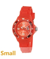 SI.RD.S.S.09 Ice-Forever 38mm Rood horloge maat Small
