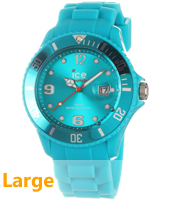 SI.TE.B.S.13 Ice-Forever 48mm Turkoois horloge maat Big