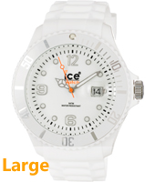 SI.WE.B.S.09 Ice-Forever 48mm Wit horloge maat Big