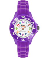 MN.PE.M.S.12 Ice-Mini 30mm Paars Kinderhorloge