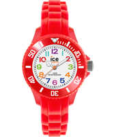 MN.RD.M.S.12 Ice-Mini 30mm Rood Kinderhorloge