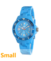 SD.BE.S.P.12 Ice-Solid 38mm Blauw horloge maat Small