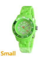 SD.GN.S.P.12 Ice-Solid 38mm Groen horloge maat Small