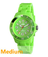 SD.GN.U.P.12 Ice-Solid 43mm Groen horloge maat Medium