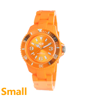 SD.OE.S.P.12 Ice-Solid 38mm Oranje horloge maat Small