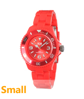 SD.RD.S.P.12 Ice-Solid 38mm Rood horloge maat Small