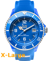 SR.3H.BWE.BB.S.15 Ice-Sporty  53mm Blauw XL horloge