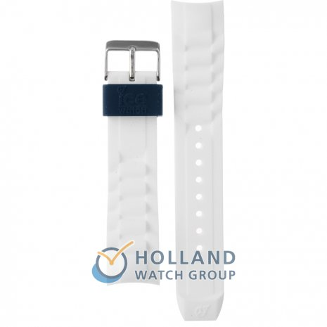 Ice-Watch SI.WB.U.S.11 ICE White Horlogeband